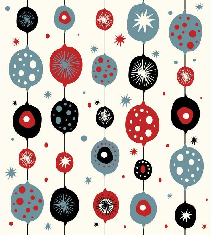 Contemporary Christmas Designs 190 best midcentury modern christmas images on pinterest