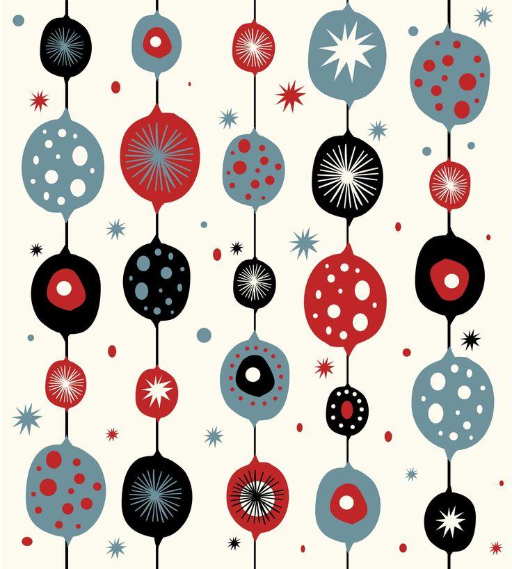 Mid century modern christmas decorations - halloween.csat.co