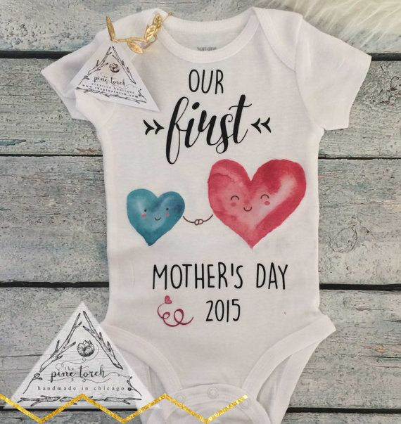 49 best Crafts Shirts Mothers Day images on Pinterest Baby
