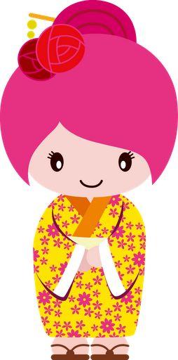 Sou japinha.