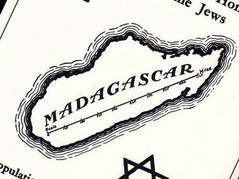 The Madagascar Plan - Words of the World   Plan to forcibly deport European Jews