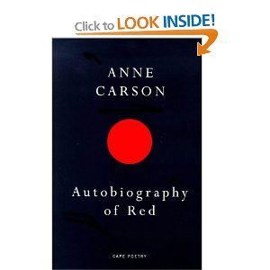 Anne Carson amazon uk