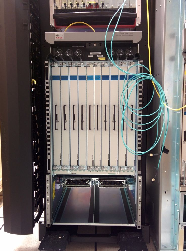 Installing a CRS-8-LCC-B (enhanced 8-slot chassis)