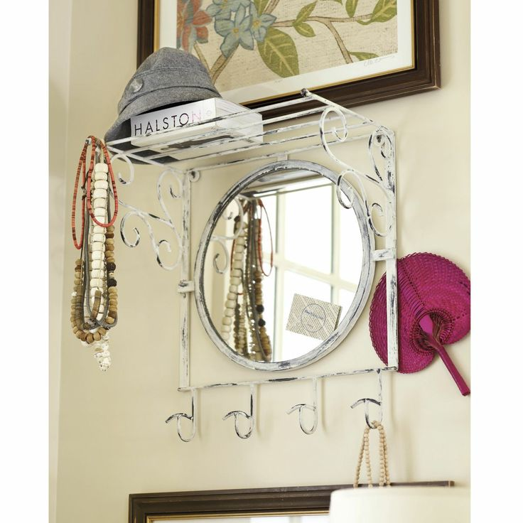 Foyer Closet Jewelry : Village mirror train rack celebrateballard pinterest