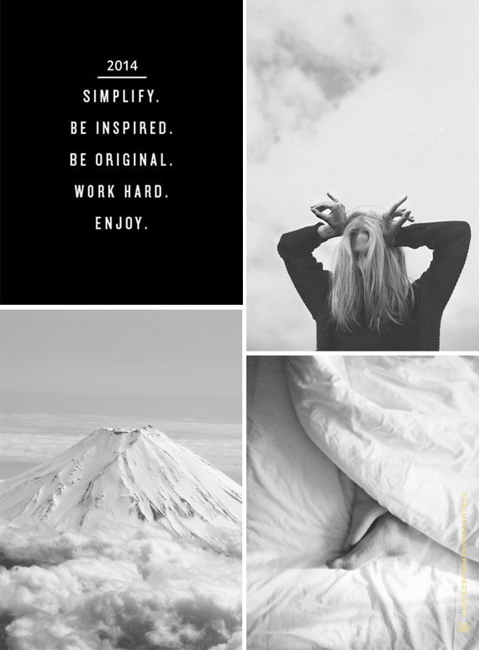 THE LUCY CHASE PROJECT // Simplify