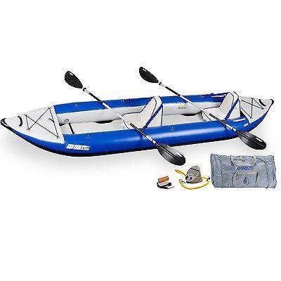 Stearns Inflatable Kayak Ebay