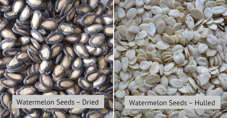Why You Should Eat Watermelon Seeds And How To Do It - Juicing For Health
