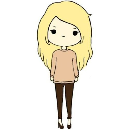 Chibis featuring polyvore fillers chibis anime drawings doodle backgrounds text phrase quotes saying scribble