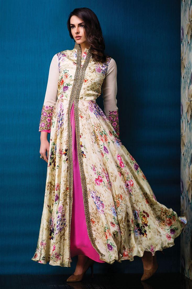 47 best Designer Party Wear Gowns images on Pinterest | Designer ...