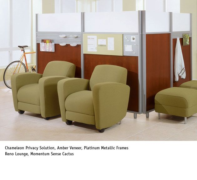National Office Furniture   Reno Lounge Seating In Lobby/reception Area.  #NationalOffice #