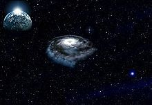 Trou blanc. Ils forment ainsi le symétrique par rapport au temps d'un trou noir, puisque dans un cas rien ne peut s'échapper d'un trou noir, et dans l'autre rien ne peut pénétrer dans une fontaine blanche. Techniquement, cela s'exprime par le fait que la singularité gravitationnelle qui existe au sein de ces objets est dans le futur de l'horizon qui l'enveloppe (trou noir), ou dans son passé (trou blanc).
