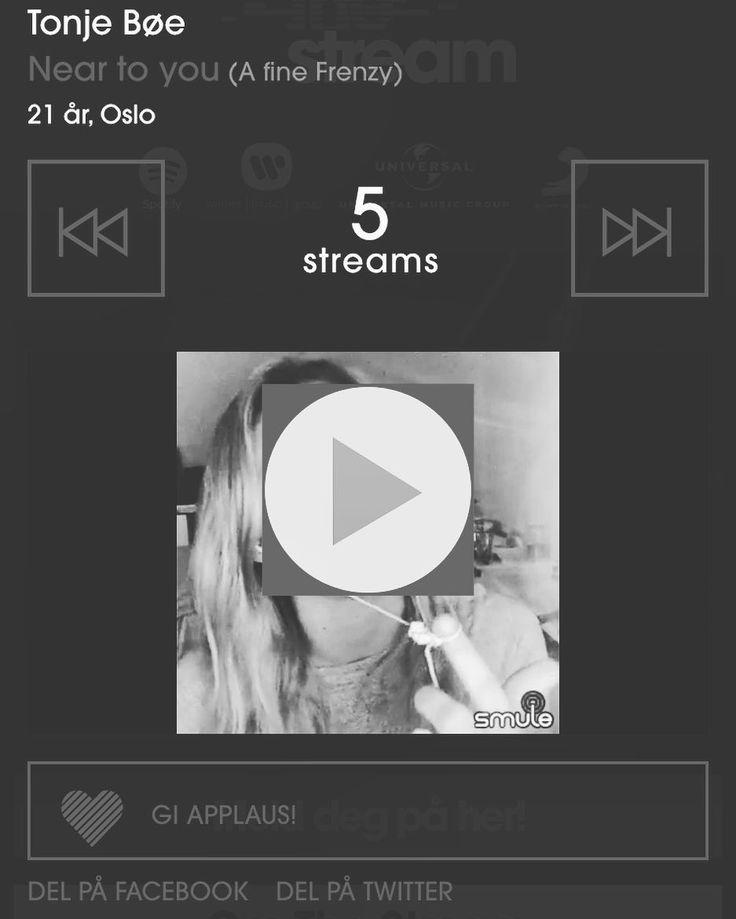 (LINK I BIO!)  Gjort noe eg aldri trodde eg skulle. Akkurat meldt meg på The Stream. Sette umåtelig stor pris på alle som vil lytte like og dele videre for å hjelpe meg på vei om eg ska ha noen som helst sjans til å komme videre!! Tusen takk  #singersongwriter #15secondcover by tonjeboe https://www.instagram.com/p/BBmSmPjJUYe/ #jonnyexistence #music