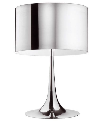 Sebastian Wrong, 2003.  The Spun Table light series from Flos is all about simplicity