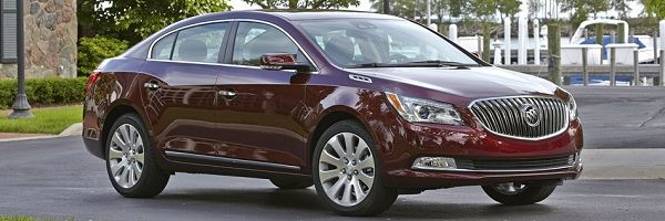 General Motors is launching the brand new 2016 Buick LaCrosse in very near future. It is a full size sedan which will show up with revolutionary redesign.  www.2015carsreview2016.com