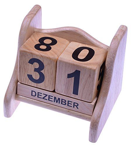Ewiger Kalender Gr. L - Dauerkalender - aus edlem Hevea Holz Logoplay Holzspiele http://www.amazon.de/dp/B005PWA5MQ/ref=cm_sw_r_pi_dp_eScHwb054CC34