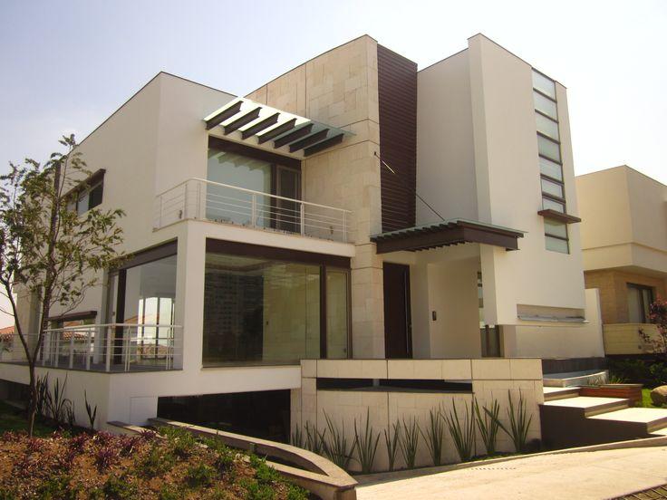 49 mejores im genes sobre arquitectura en pinterest for Casas de diseno santa fe