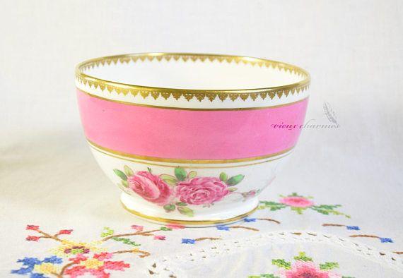 Hand painted Royal Stafford bowl