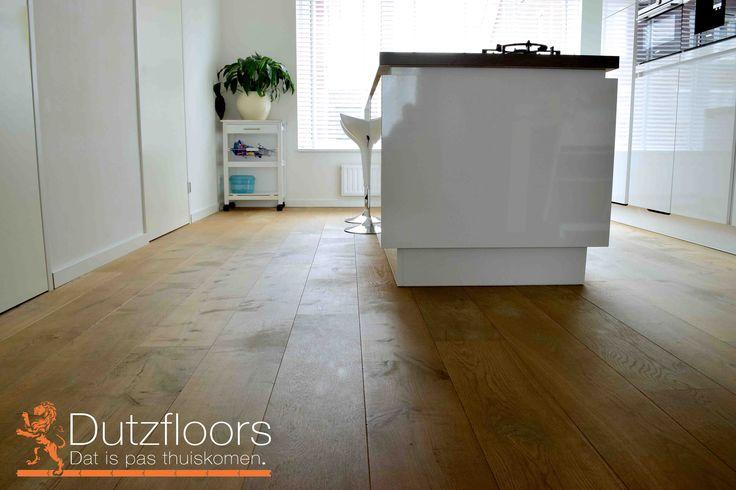 25 beste idee n over houten vloer keuken op pinterest for Keuken op houten vloer