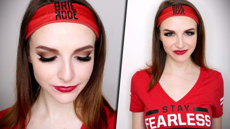The Bella Twins Makeup Tutorial | Glam Inspired by Nikki & Brie............ #makeup #bellatwins #wwe #wrestling #womenswrestling #nikkibella #briebella #stayfearless #bellaarmy #briemode