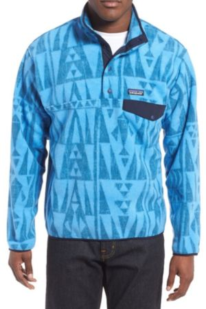 Men's Patagonia 'Synchilla Snap-T' Fleece Pullover