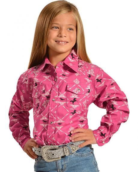 197c4f0a4a41 Little Girl Western Wear