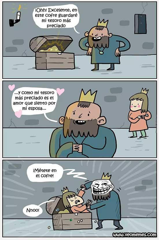 Memes de humor: Mi tesoro más preciado → #memesdivertidos #memesenespañol…