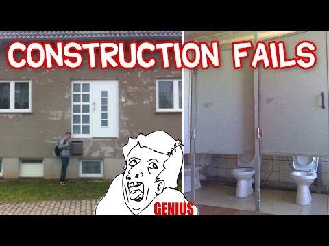 Worst Construction Fails Ever