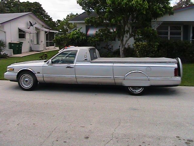 1995 Lincoln Continental Town Car Pickup Lincoln Continental