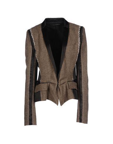 HAIDER ACKERMANN Blazer. #haiderackermann #cloth #dress #top #skirt #pant #coat #jacket #jecket #beachwear #
