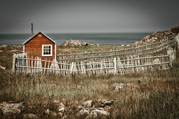 Bonavista, Newfoundland, Canada | by Jörg Raddatz, via 500px