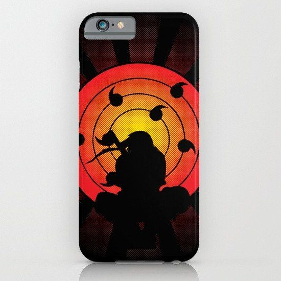 Anime Naruto Sharingan 2 iphone case, google Pixel case