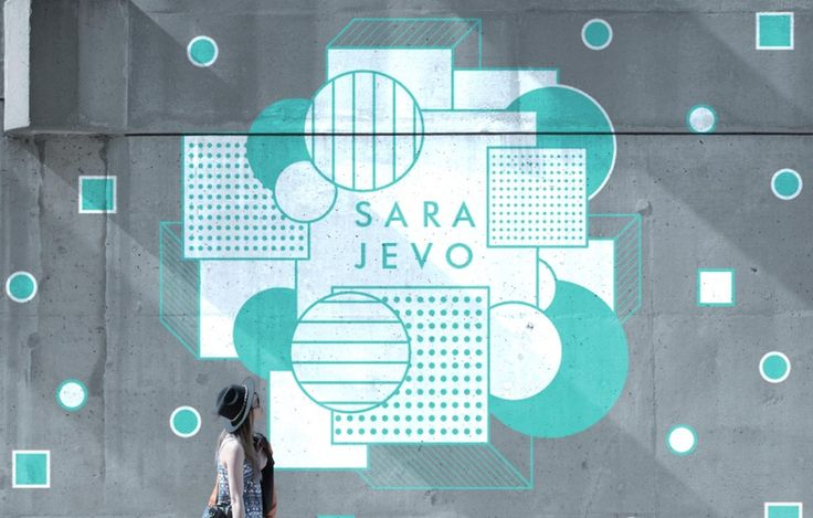 10 cities beautifully rebranded by celebrated graphic design students | Creative Boom