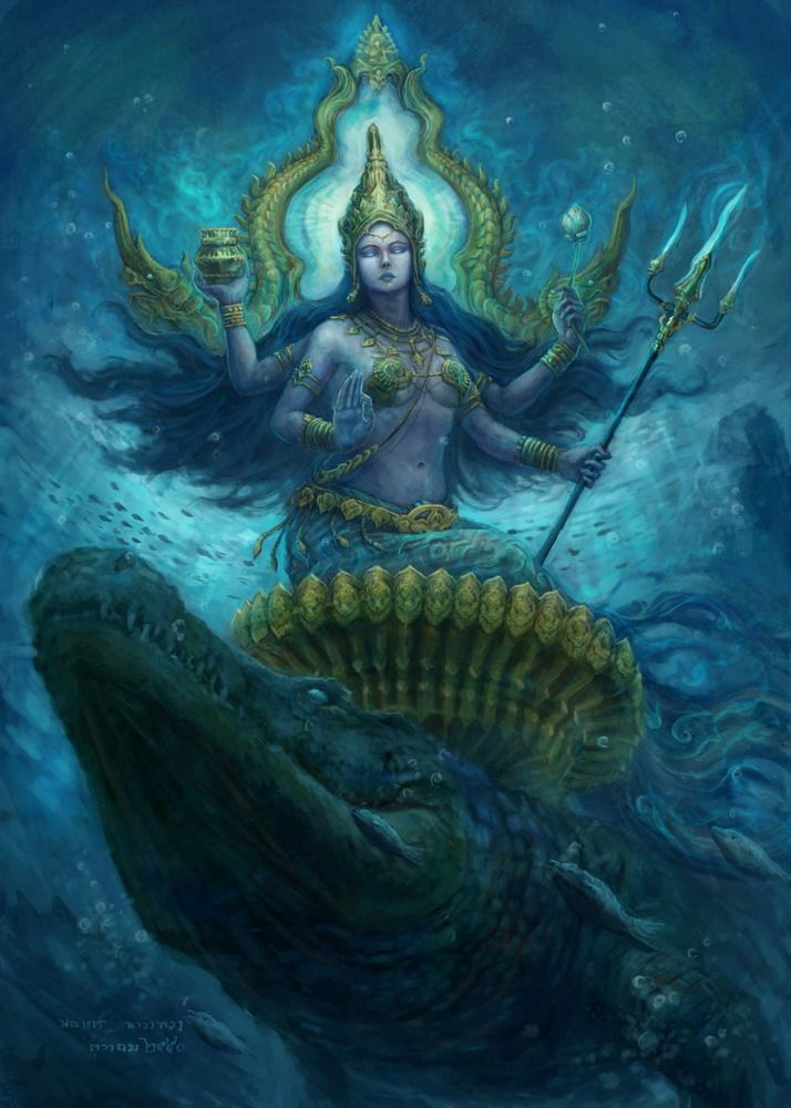 Chewutti, Avatar of The Water by Darkberry-Fruity on deviantART