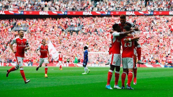 Cuplikan Gol Arsenal 2-1 Chelsea, Final FA: Arsenal Raih Gelar Piala FA ke-13