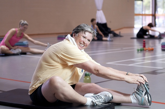 Our recreational facilities at the YMCA of Simcoe/Muskoka offers fitness classes for adults of all ages