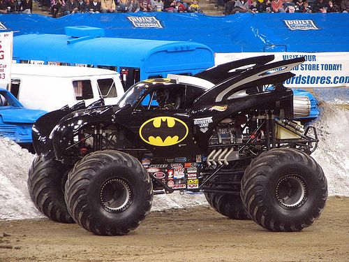 Best Monster Truck Show Images On Pinterest