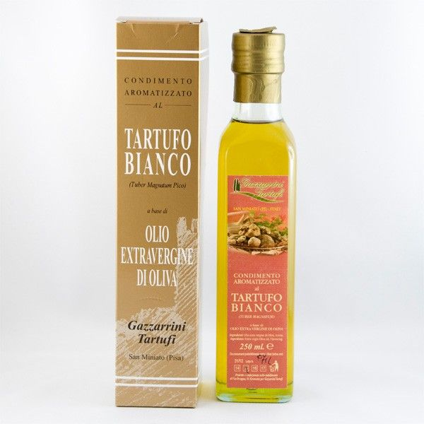 Truffle oil 250ml www.manducanda.com