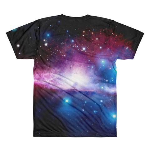 LA Supply Co Space Men's Crewneck T-shirt