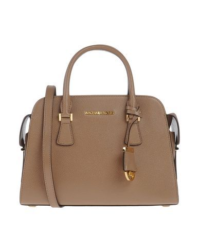 MICHAEL MICHAEL KORS Handbag. #michaelmichaelkors #bags #shoulder bags #hand bags #leather #