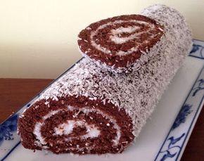 Szafi Fitt mindenmentes diétás kókusztekercs (paleo, vegán recept) ~ Éhezésmentes Karcsúság Szafival