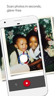 PhotoScan by Google Photos- Google's Photo Scan App Makes Backing Up Old Snapshots Easy as Hell