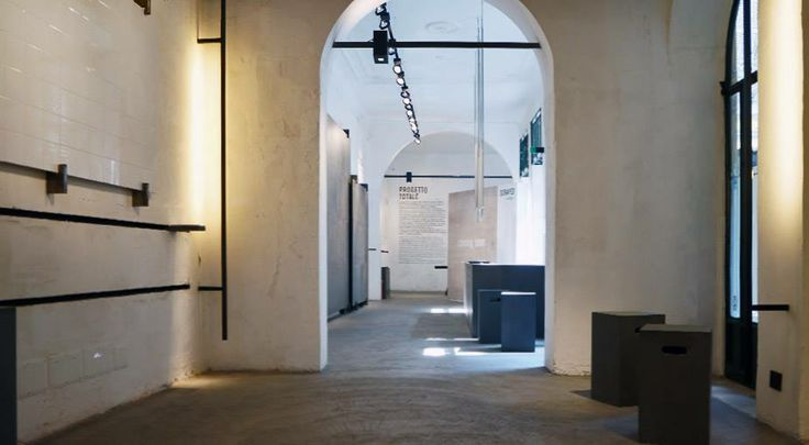 Brix's stunning off-site display housed inside a 14th-century former orphanage