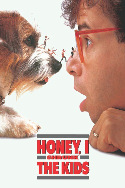 Honey, I Shrunk the Kids 1989 full Movie HD Free Download DVDrip