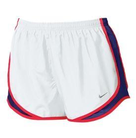 i want white nike shorts.