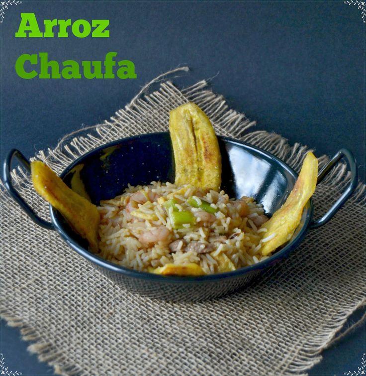 La rosa dulce: ARROZ CHAUFA http://larosadulce.blogspot.com.es/2014/03/arroz-chaufa-para-memories-duna-cuinera.html