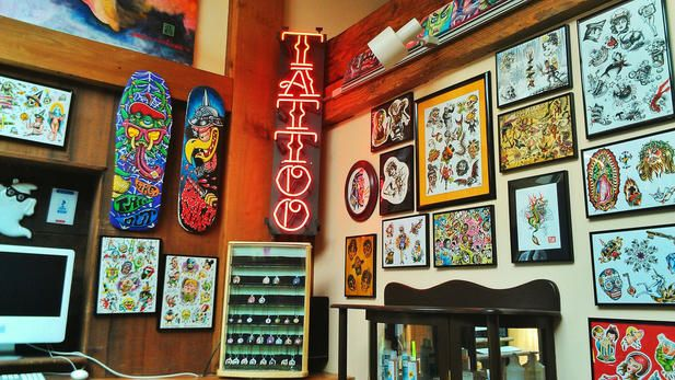 Discover the best tattoo shops in San Francisco for tattoo sleeves, tribal tattoos, piercings and more