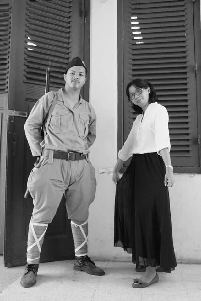 Historie van Bandung.   Artist: Dirman, Devita  /   Photographer: Abah Ribhan