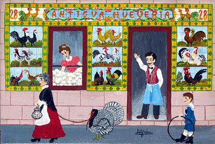 The Turkey by Maria Julia Fraile