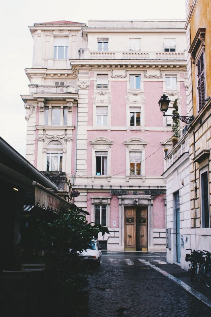 Rome, Italy. - I've been to Rome but I want to go there once more. At least to feel that sense of freshness.