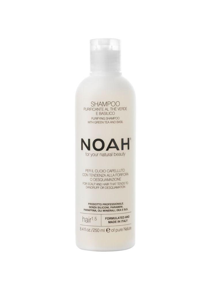 Shampoo naturale per capelli tendenti alla forfora